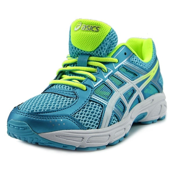 Asics Gel-Contend GS Youth Round Toe Synthetic Blue Running Shoe