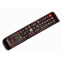 OEM Samsung Remote Control Originally Supplied With: PN58B860, SYNCM173P