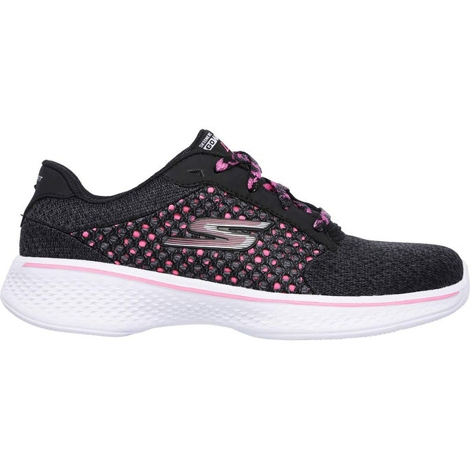 Skechers Kinder GO Walk 4 Exceed Sneakers Kids Trainers Fitness Walking  GOGA max