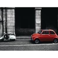 ''Italianit'_'' by Photography Collection Photography Art Print (23.5 x 31.5 in.)