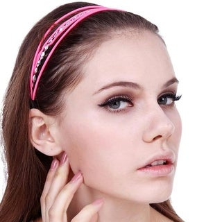 Mad Style Pink Neon Headband