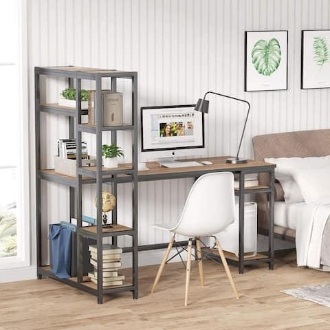 Reversible Computer Office Desk Workstation