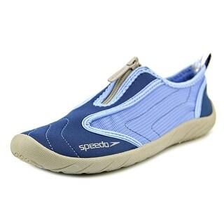 Speedo ZIPWALKER 4.0 Round Toe Canvas Water Shoe