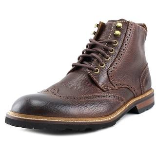 Florsheim Kilbourn WT BT Men Round Toe Leather Brown Boot