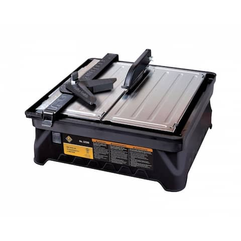 QEP 22650Q Wet Tile Saw, Black, 7""