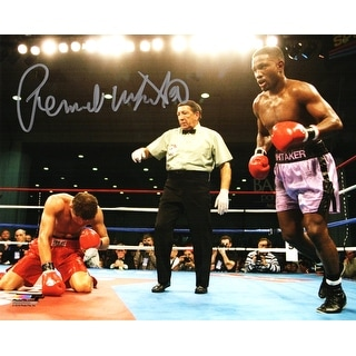 Pernell Whitaker Boxing Action 8x10 Photo