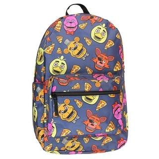 Five Nights At Freddy/'s FNAF Backpack Chica Bonnie Rucksack Laptop School Bag