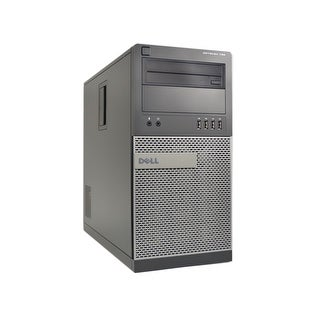 Dell Optiplex 790-T Core i5-2400 3.1GHz 8GB RAM 750GB HDD DVD-RW Windows 10 Pro PC (Refurbished)