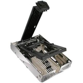 "Icy Dock 2.5"" To 3.5"" Sas / Sata Hdd & Ssd Converter / Mounting Kit / Adapter / Bracket - Ezconvert Open Air Mb382sp-3B"