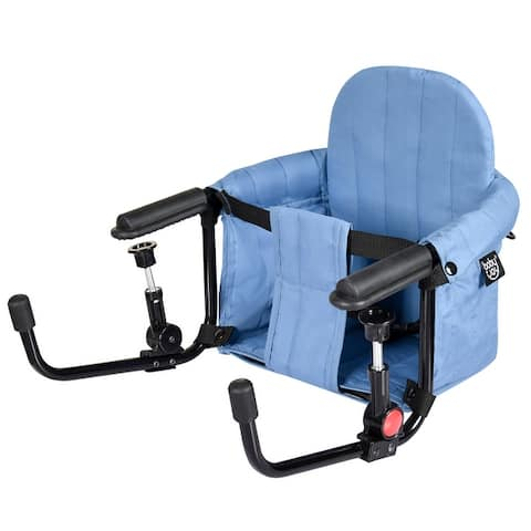 Fast Hook On Table Chair Portable & Folding Clip On High Chair High