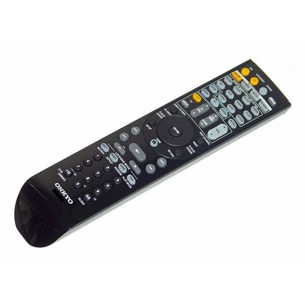 OEM Onkyo Remote Control Originally Shipped With: HTRC270, HT-RC270, TXNR708, TX-NR708