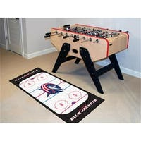FANMATS 10576 Columbus Blue Jackets Rink Runner