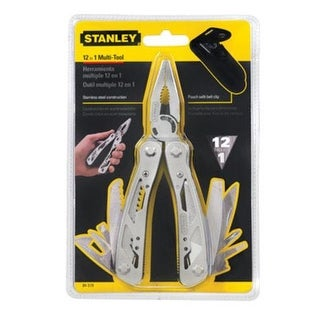 Stanley 84-519K 12 In 1 Multi Tool With Pouch