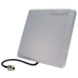 """Hawking Technology HAO14SDP Hawking High Gain Outdoor Directional Antenna - Upto 2 Mile - 14 dBiDirectionalDirectional"""