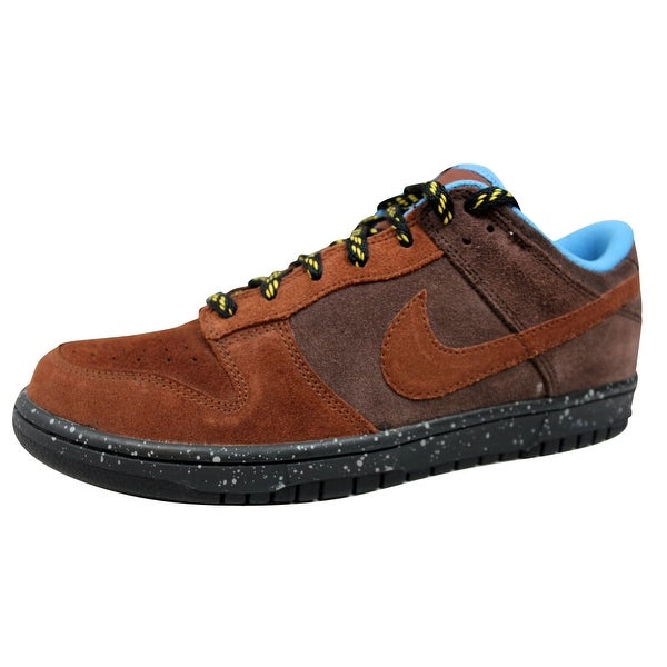 Nike Men's Dunk Low CL Baroque Brown/Rustic-Anthracite-Black 304714-228