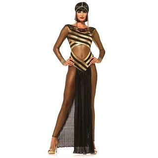 Goddess Isis 3-Piece Women's Costume