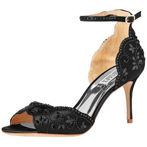 Badgley Mischka Women's Veta Heeled Sandal - 7.5