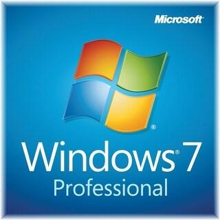 Microsoft Windows 7 Pro System Builder OEM 64-Bit SP1