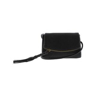 Twig & Arrow Womens Shar Crossbody Handbag Faux Leather Mini - small