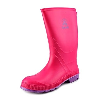 Kamik Stomp Round Toe Synthetic Rain Boot
