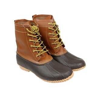 Clarks Crewson Style Mens Tan Leather Boots Lace Up Boots Shoes