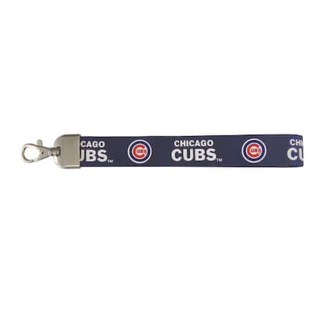 Chicago Cubs Lanyard Wristlet Style