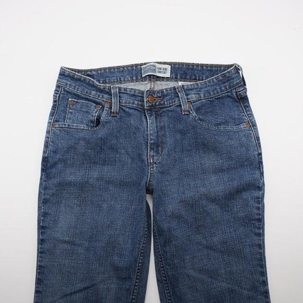 Strauss Rise Shop Low Denim Stretch Cut Boot Levi Signature Jeans pOn5B
