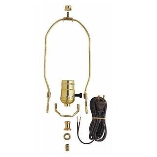 Westinghouse 7026800 Make-A-Lamp 3 Way Socket Kit, 660 Watts, 250 Volt