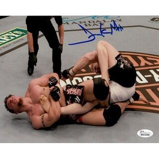 Frank Mir Autographed UFC 8x10 Photo wJSA