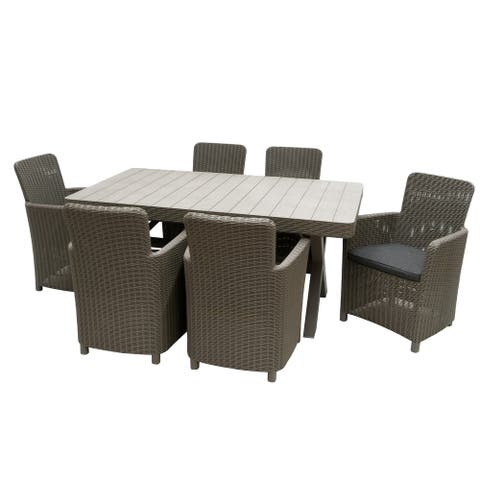 Antrim Collection 7-Piece All-Weather Dining Set