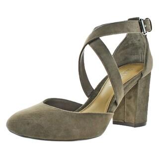 Lauren Ralph Lauren Fana Women's Pumps Dress Heels (Option: 5.5 - Taupe Grey)