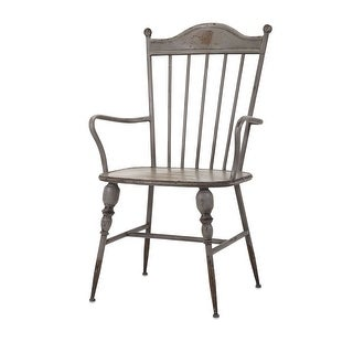 "IMAX Home 8963X  Westfield 23"" Wide Iron Occasional Chair"