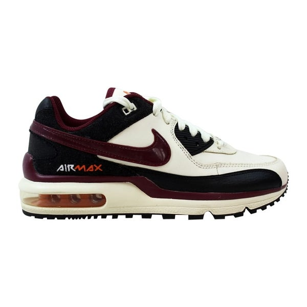 super popular 39d51 d4a89 Nike Air Max LTD 2 Sail Deep Garnet-Black-Orange Blaze Grade-