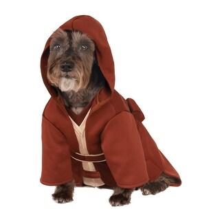 Rubies Jedi Robe Pet Costume