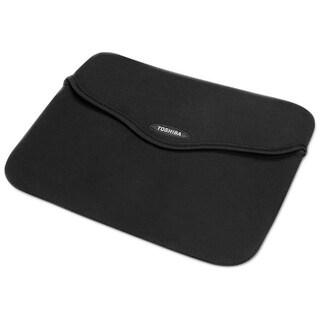 "NEW - NEW Toshiba Black 12.1"" Neoprene Sleeve - Black - PA1486U-1SN1"