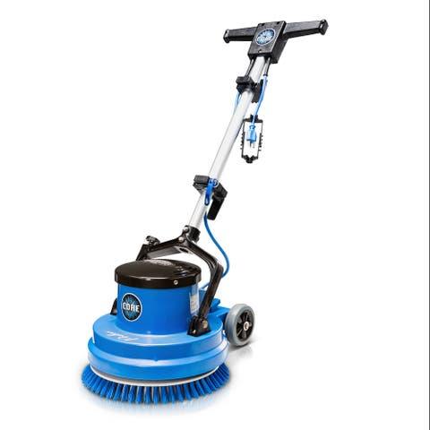 """Prolux Core 15"""" Heavy Duty Commercial Polisher Floor Buffer & Scrubber - Blue - 31x15"""