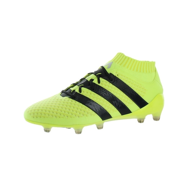 Adidas Mens ACe 16.1 Primeknit FG Cleats Soccer Athletic