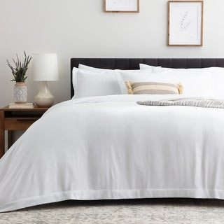 Link to Brookside Microfiber Duvet Cover Similar Items in Duvet Covers & Sets