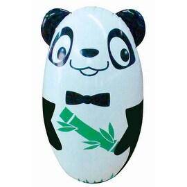 Inflatable Tumbler Toy Children   boy panda
