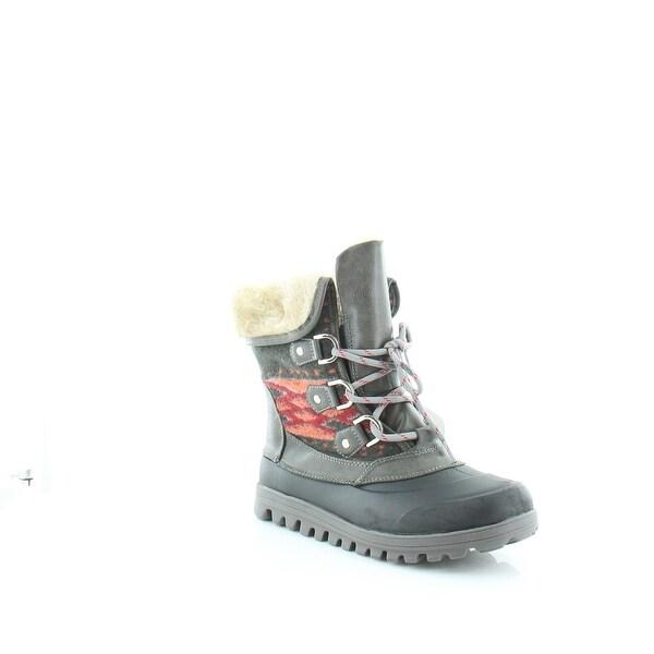 BareTraps Yaegar Women's Boots Dark Grey