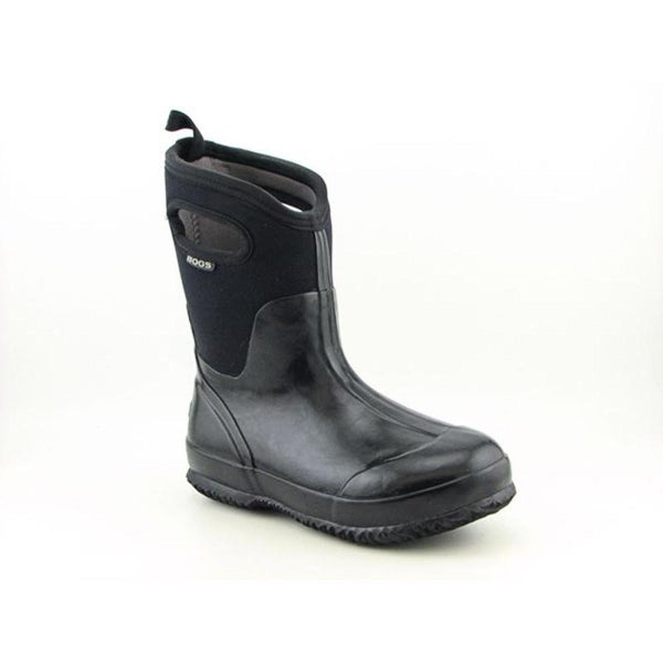 Bogs Clsc Mid Handle Women  Round Toe Synthetic  Rain Boot