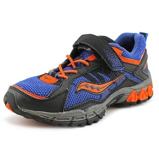 Saucony Excursion A/C W Round Toe Leather Running Shoe