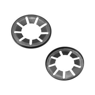 Starlock Washers , M20x40  Internal Tooth Clips Fasteners Assortment Kit 50pcs