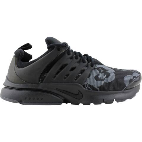 Nike Presto SE Black/Dark Grey 917987-001 Grade-School