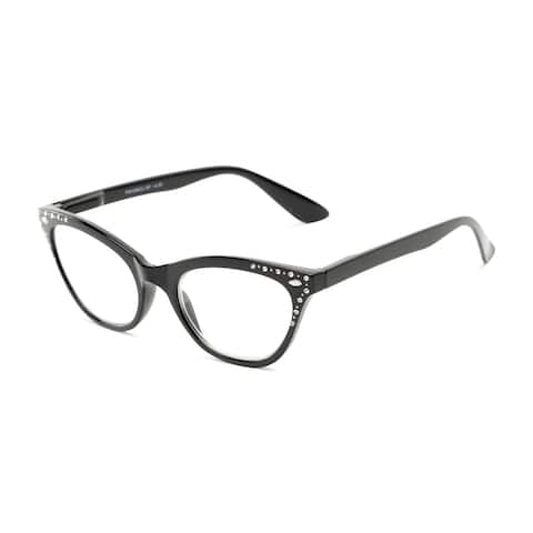 Readers.com The Bellamy Cat Eye Reading Glasses