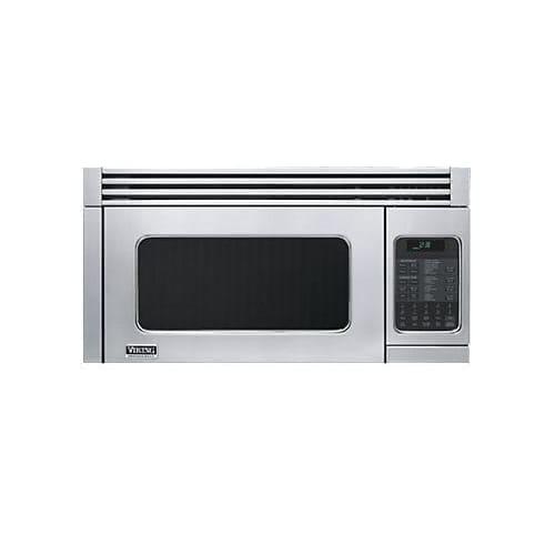 Viking Vmor205 17 Inch Wide 1 Cu Ft Over The Range Microwave