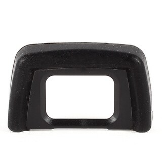 Unique Bargains DK24 Rubber Eyepiece Eye Cup for Nikon D5000 DSLR Digital Camera