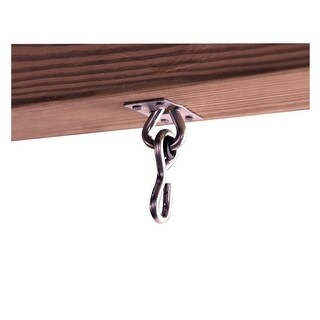 SWING N SLIDE 2Pk Wood Swing Hanger