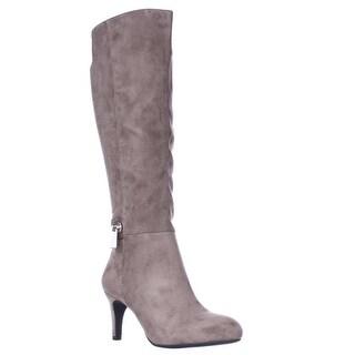 BCBGeneration Rigbie Knee High Dress Boots, Taupe