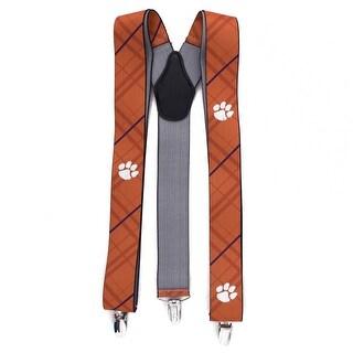 Clemson University Tigers Suspenders